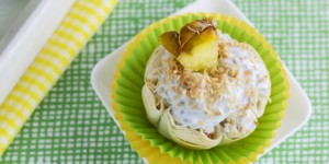 Tropical Chia Pudding Bites