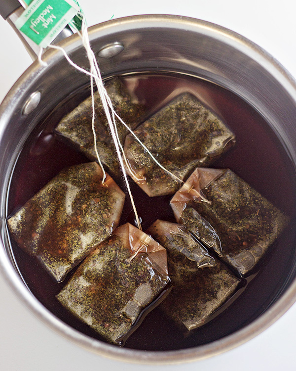 Bigelow Mint Medley Herbal Tea for Mint Tea Marshmallows Recipe