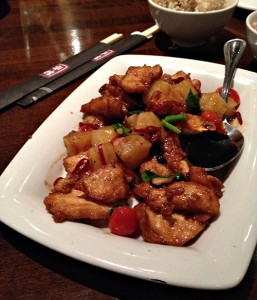 P.F. Chang's Date Night