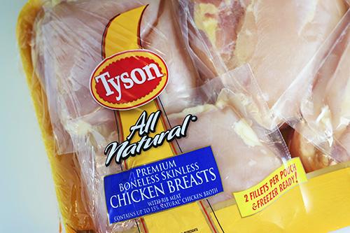 Tyson Chicken Breasts