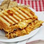 Buffalo Chicken Panini Sandwich Recipe