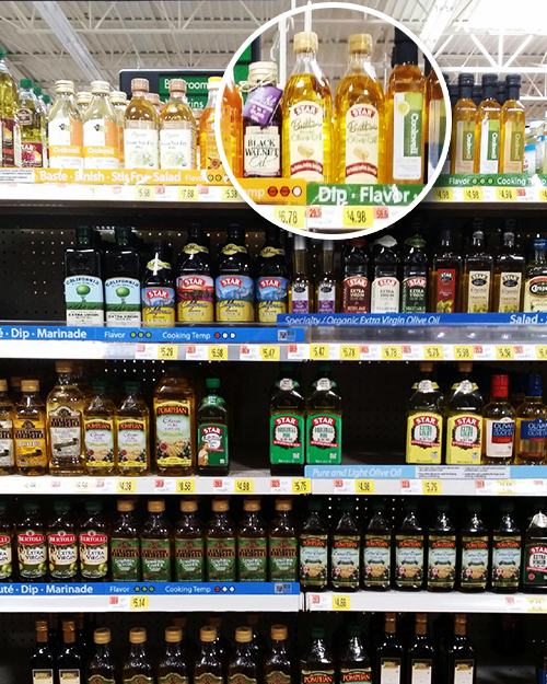 Star Butter Flavored Olive Oil at Walmart