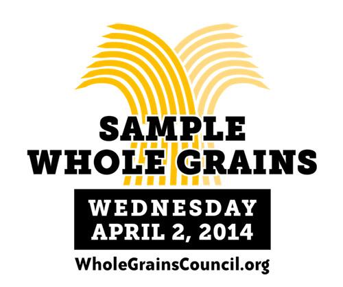 Whole Grains Sampling Day 2014