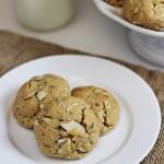 Whole Wheat Granola Cookies