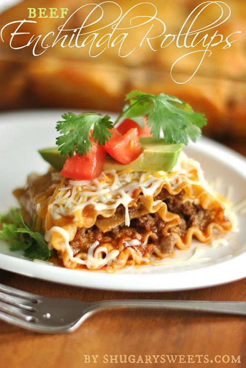Enchilada Beef Rollups by Enchilada Beef Roll Ups