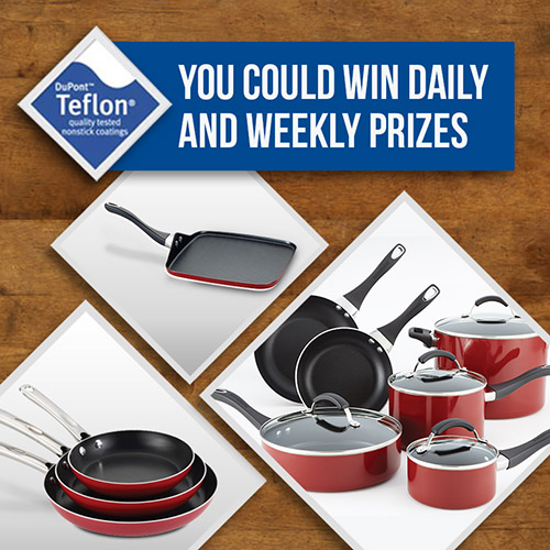 National Egg Month Sweepstakes