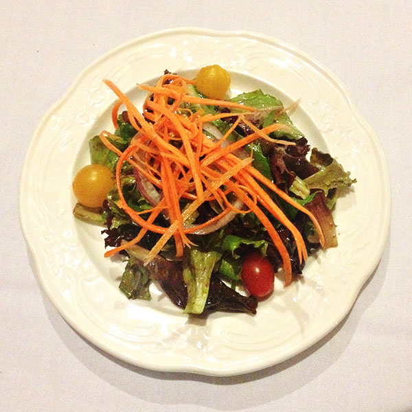 Field Greens Side Salad at Emery's - Italian Restaurant in Henderson, NV