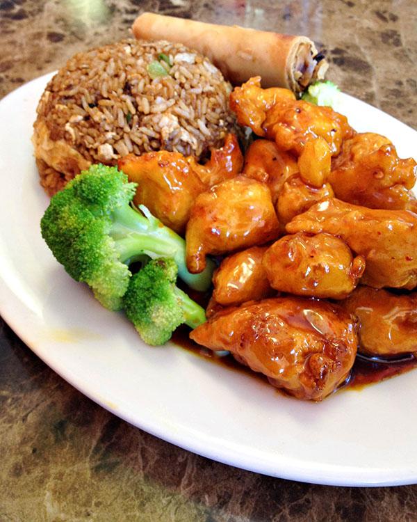 Las Vegas Restaurant:  Jasmine Express Asian Cuisine