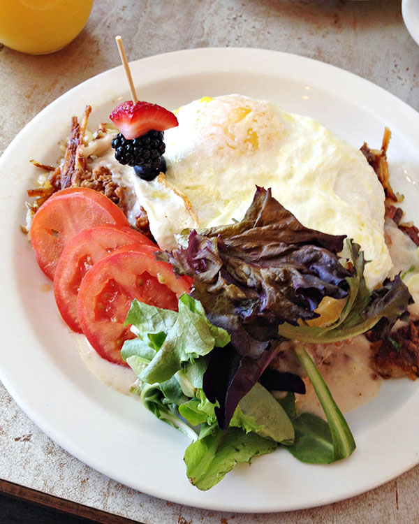 Breakfast at Downtown Las Vegas Restaurant: MTO Cafe