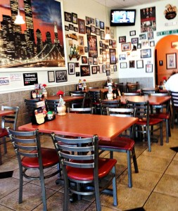 Las Vegas Restaurant: Mark Rich's New York Pizza & Pasta