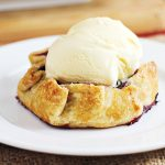 Mini Summer Berry Galettes Recipe