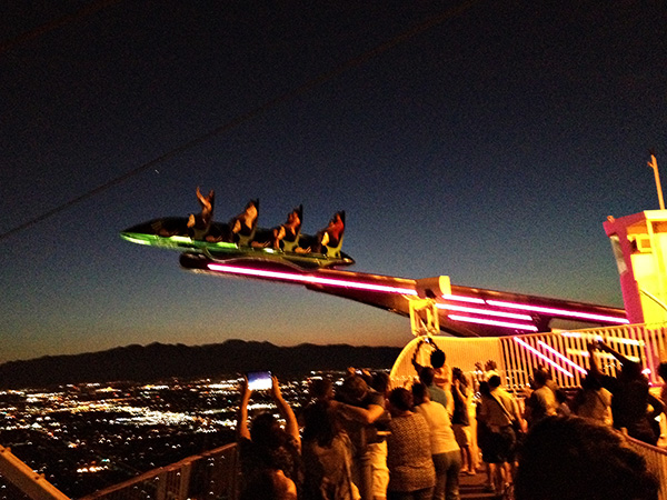 Stratosphere - Observation Deck X-Scream