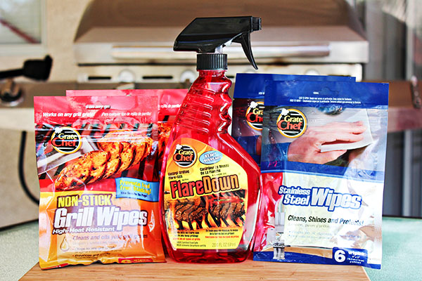 Grate Chef Products for the Everyday Backyard Griller
