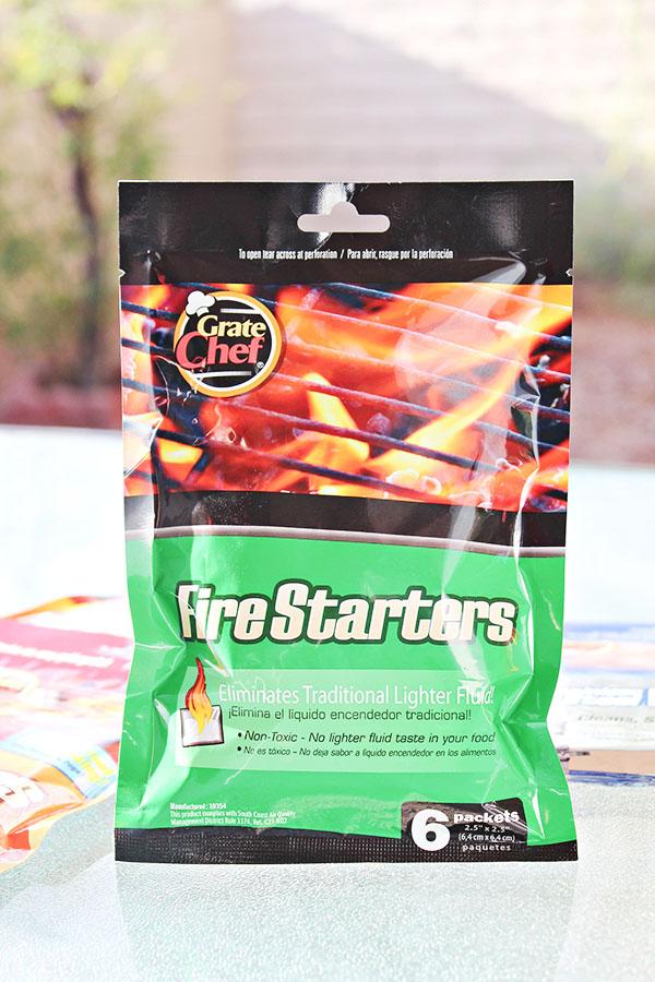 Grate Chef FireStarters for the Everyday Backyard Griller