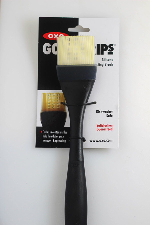 OXO Good Grips Silicone Basting Brush