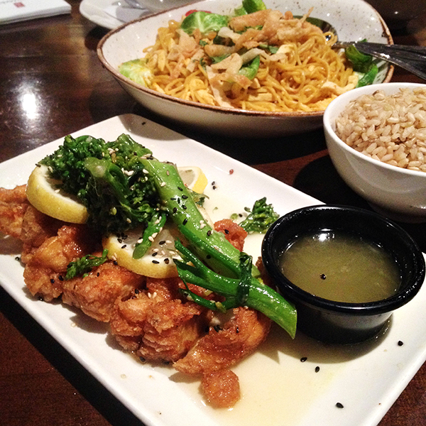 PF Changs - Cantonese Lemon Chicken