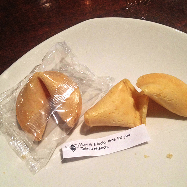 PF Changs - Fortune Cookie