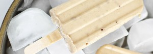 Peanut Butter and Banana Yogurt Pops