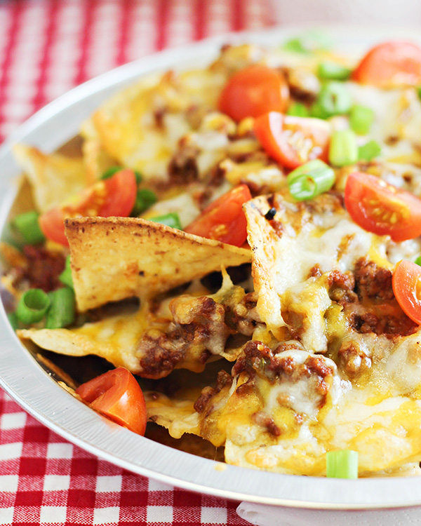 Sloppy Joes Nachos Recipe