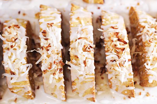 Coconut-Pumpkin Biscotti Recipe