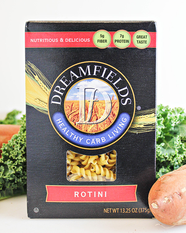 Dreamfields Pasta - Rotini