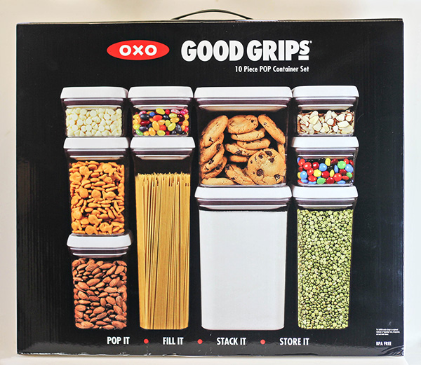 storage ideas for small kitchens oxo pop containers