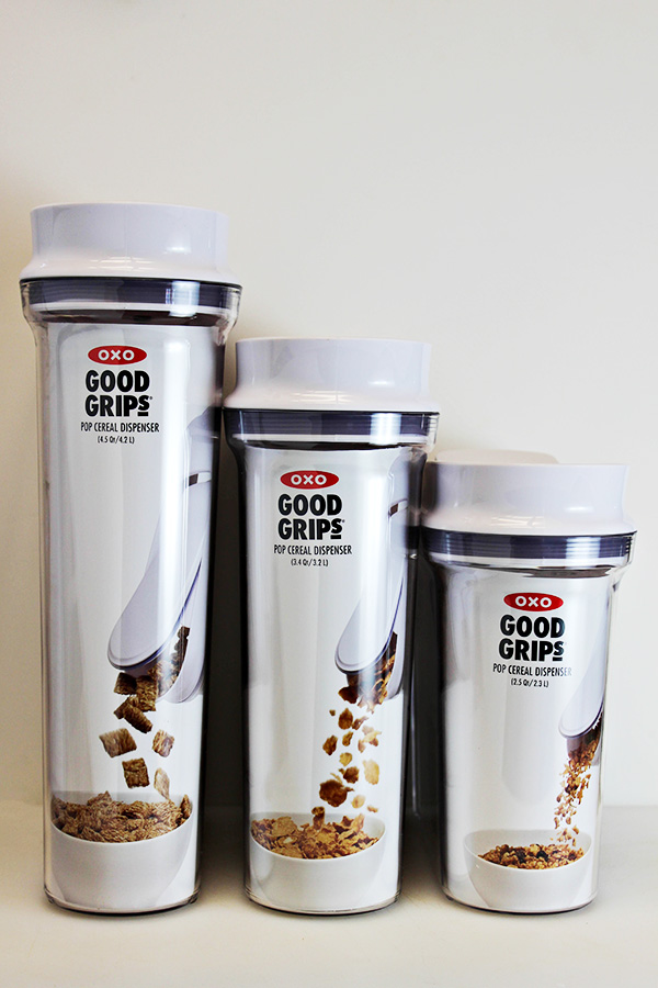 Storage Ideas for Small Kitchens - OXO POP Containers 2