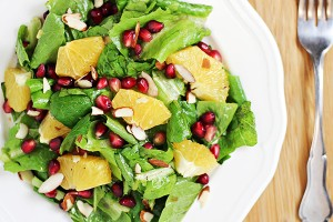 Orange and Pomegranate Salad Recipe