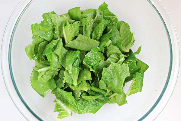 AeroGarden Lettuce for a salad