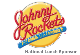 Johnny Rockets - National Lunch Sponsor of SoFabU on the Road