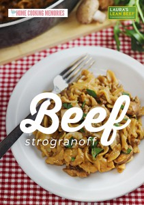 Easy One-Pan Beef Stroganoff Recipe