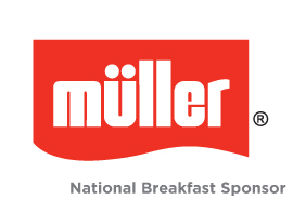 Muller - National Breakfast Sponsor of SoFabU on the Road