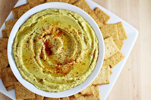 No-Fuss Jalapeno Hummus 2