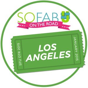 Are you a blogger in CA, NV, or AZ? 1-Day Blogging Workshop! #SFUOTR