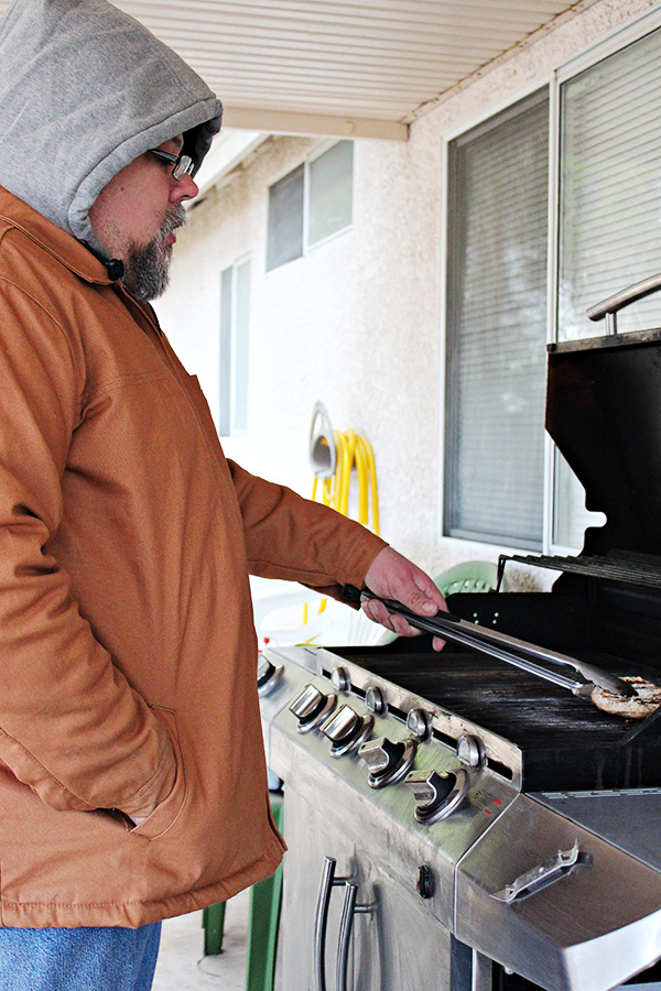 Winter Grilling Tips - Teflon Brand Apparel 5