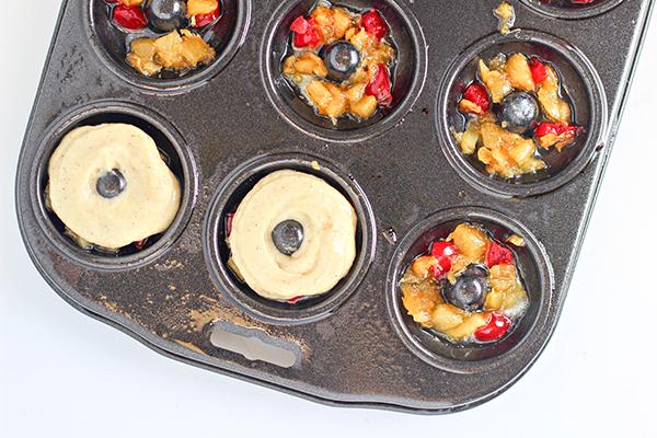 Mini Pineapple Upside-Down Cake Doughnuts Recipe - Home Cooking ...