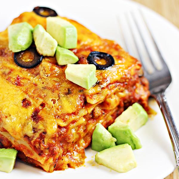 Mexican Lasagna Recipe