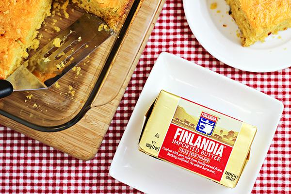 Jalapeno Cheddar Cornbread Recipe 16