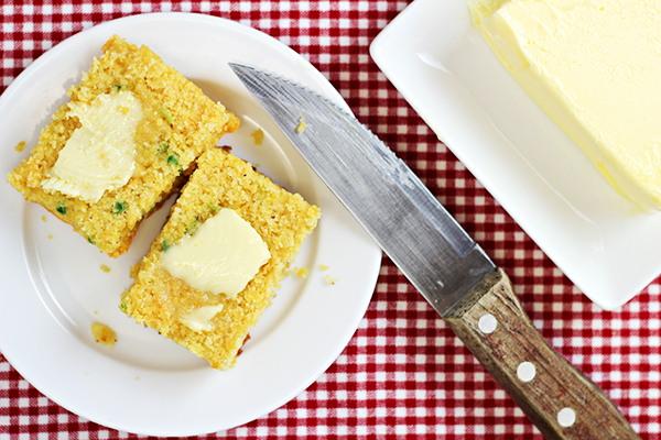 Jalapeno Cheddar Cornbread Recipe 4