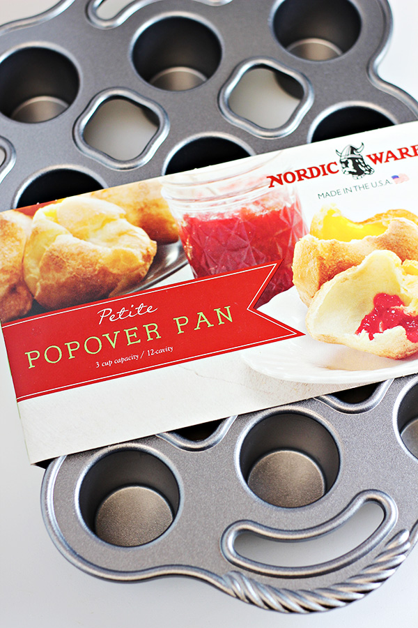NordicWare Petite Popovers Pan