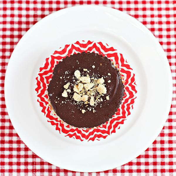 S'mores Ice Cream Cups Recipe