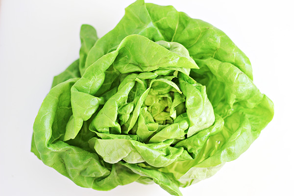 Butter Lettuce for Mexican Beef Taco Lettuce Wraps Recipe