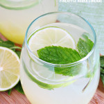 Easy Cocktail Recipe - Pineapple Vodka Limeade