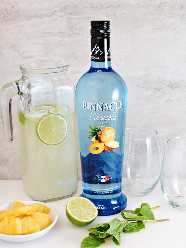 Pineapple Vodka Limeade Recipe 11