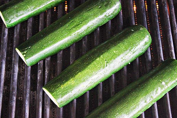 Grilled Caprese Zucchini Boats 7