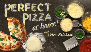Free Online Cooking Class: Perfect Pizza at Home