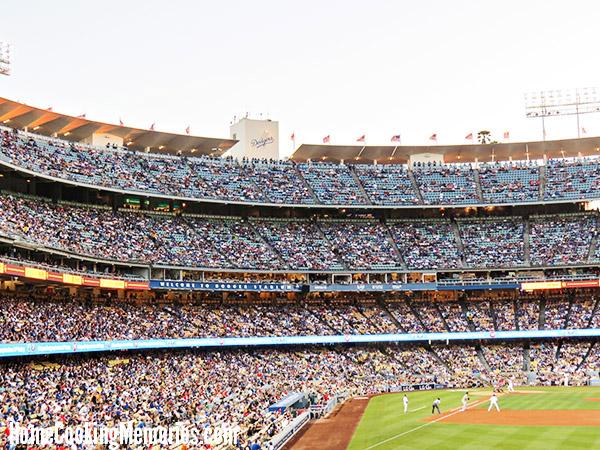 Los Angeles Dodgers Stadium