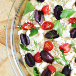 Easy 5-Minute Layered Hummus Dip Recipe