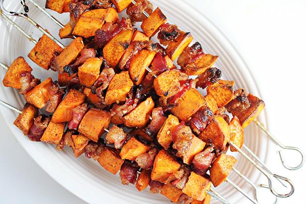 Spiced Sweet Potato Skewers Recipe 7