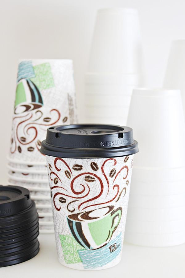 DIY Hot Chocolate Bar - Disposable Cups